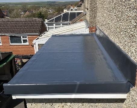 Flat Roof Weymouth Dorset
