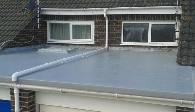 Fibreglass roofing Weymouth Dorset